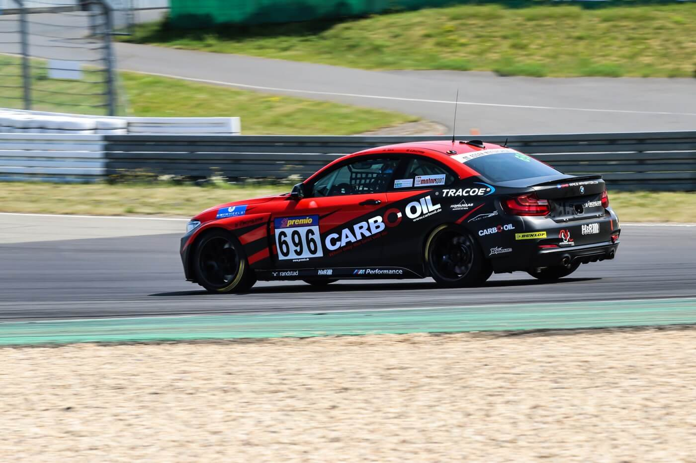 Carbo oil BMW VLN 2