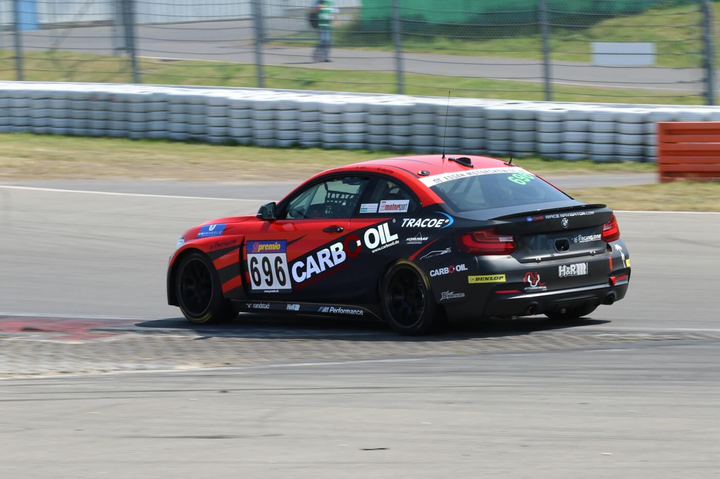 Carbo oil BMW VLN 3