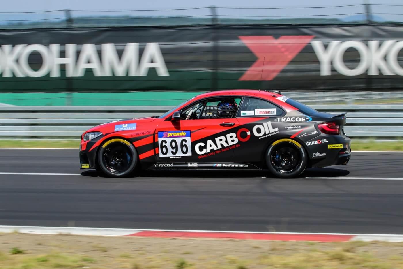 Carbo oil BMW VLN