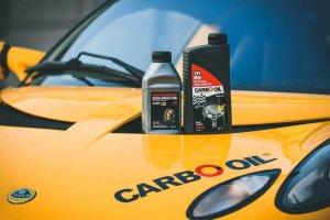 High performance brake fluid and racing engine oil